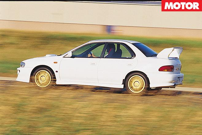 Subaru -wrx -sti -side