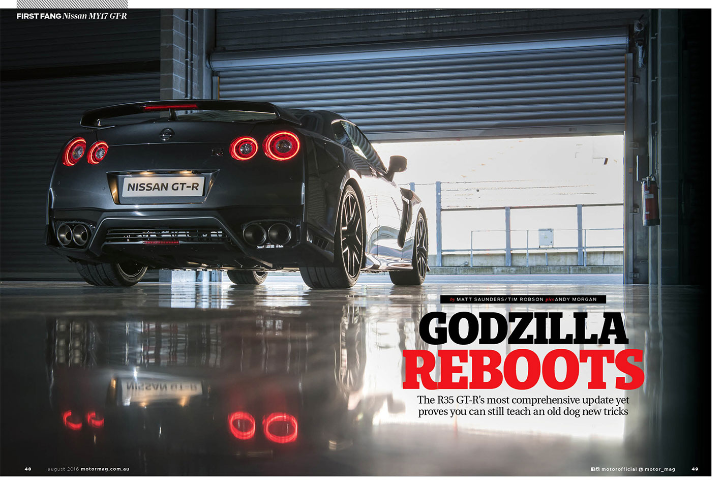 Nissan -GT-R