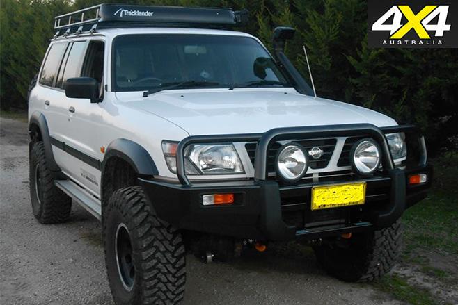 2000 GU PATROL TD42T