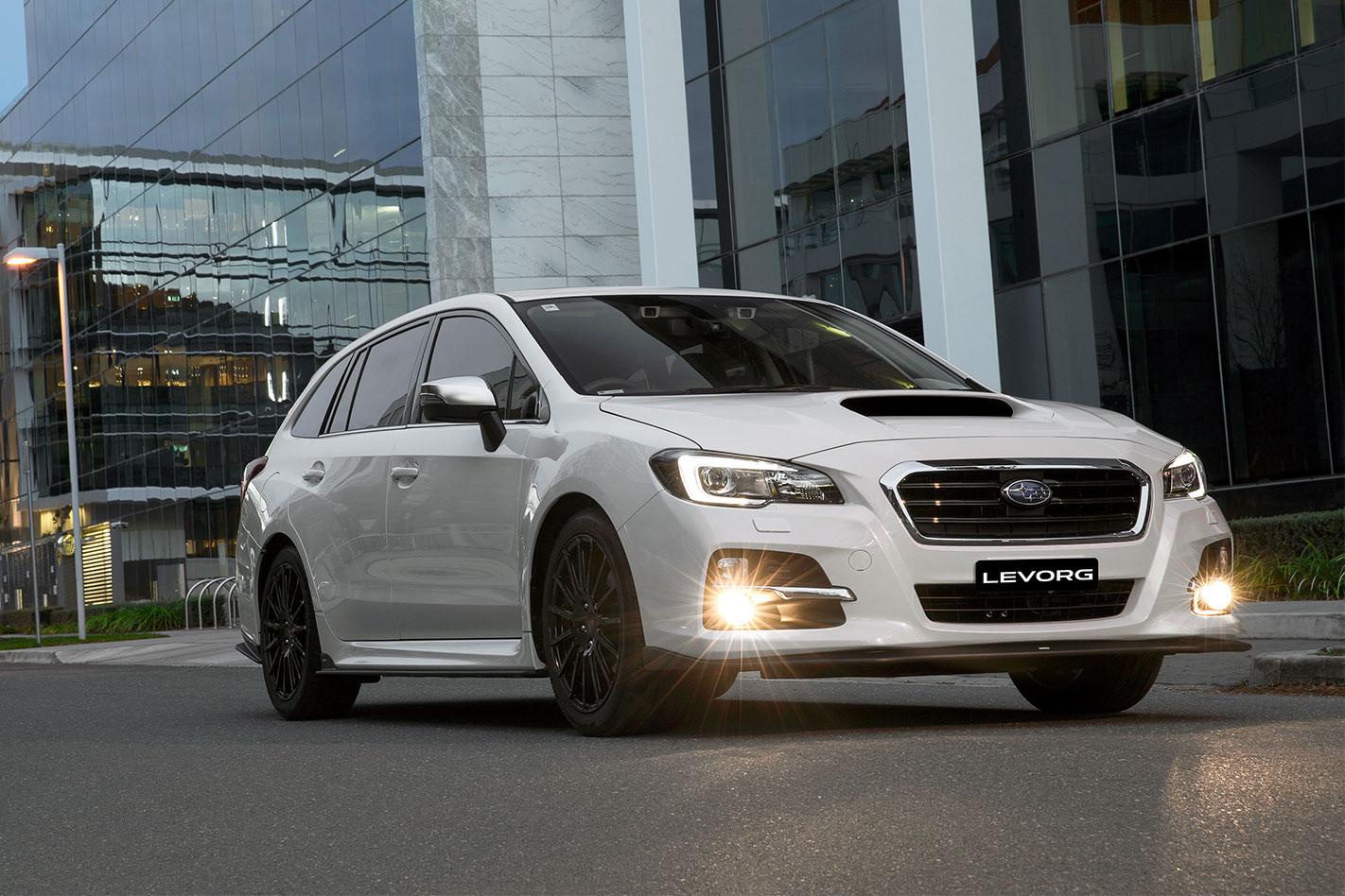 2017-Subaru -Levorg -GT-S-B-spec -front -static