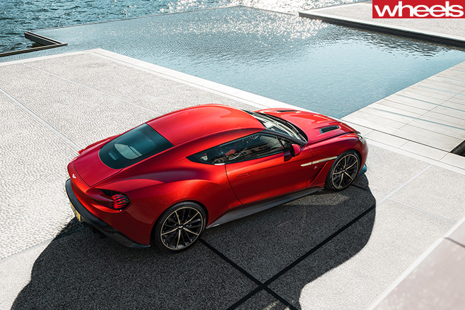 Aston -Martin -Vanquish -Zagato -top -side.