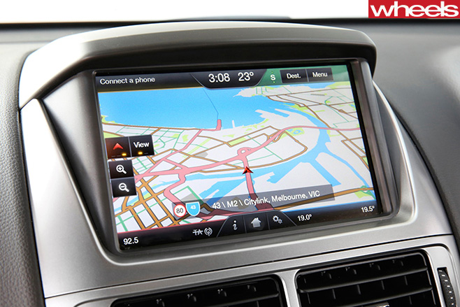 Ford -Infotainment