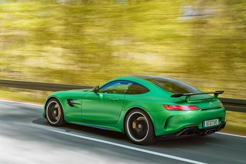 Mercedes-AMG GT R rear