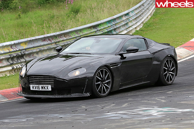 Aston -Martin -Vantage -front -driving -side