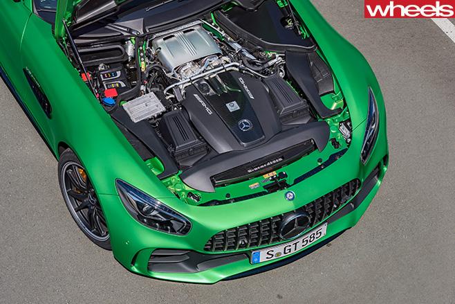 AMG-GT-R-engine