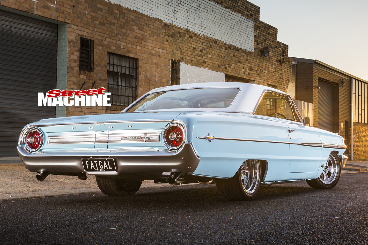 1964-ford -galaxie -500xl -rear -angle