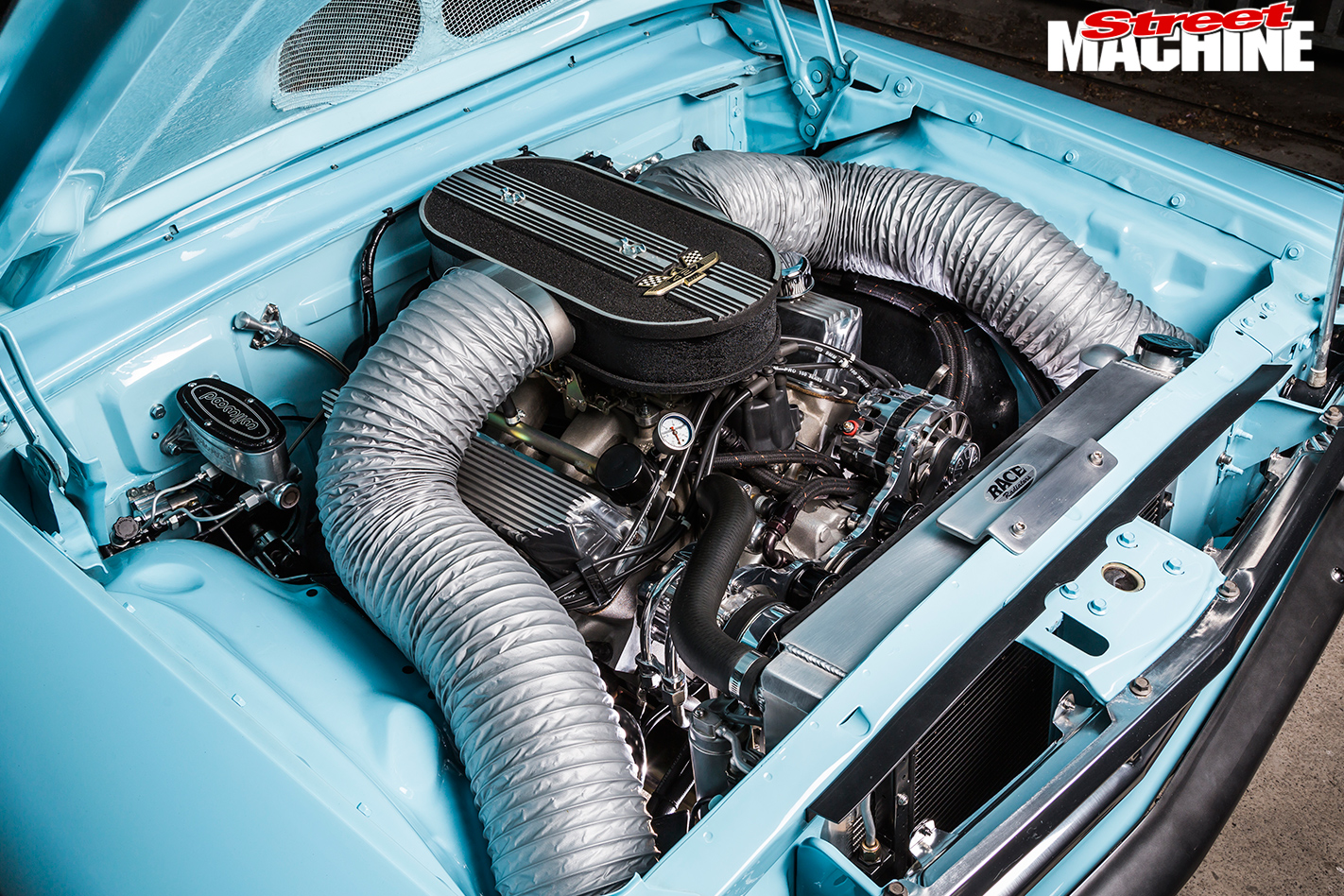 1964-ford -galaxie -500xl -engine -bay