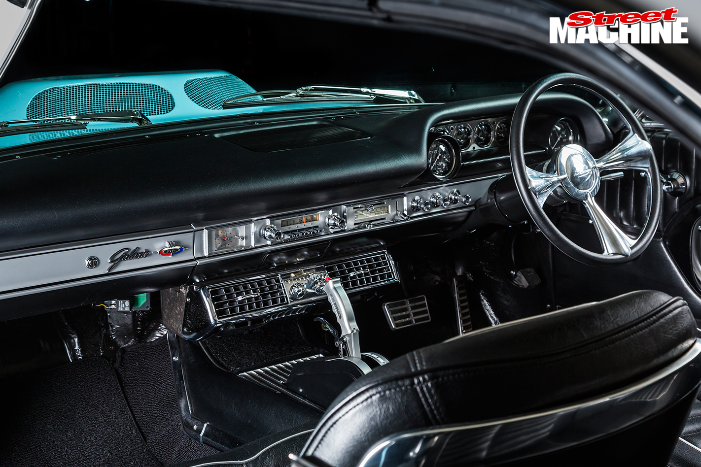 1964-ford -galaxie -500xl -interior -front .-2jpg