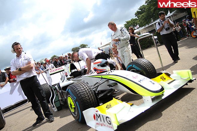 F1-car -Goodwood -Festival -of -Speed
