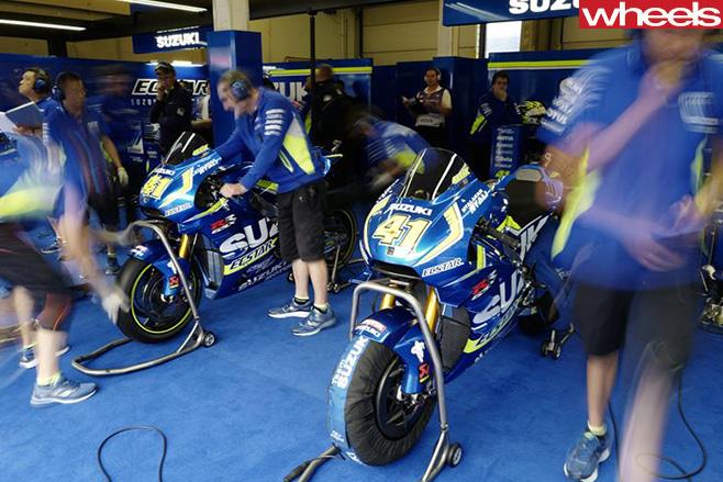Moto GP-Aleix -Espargaro