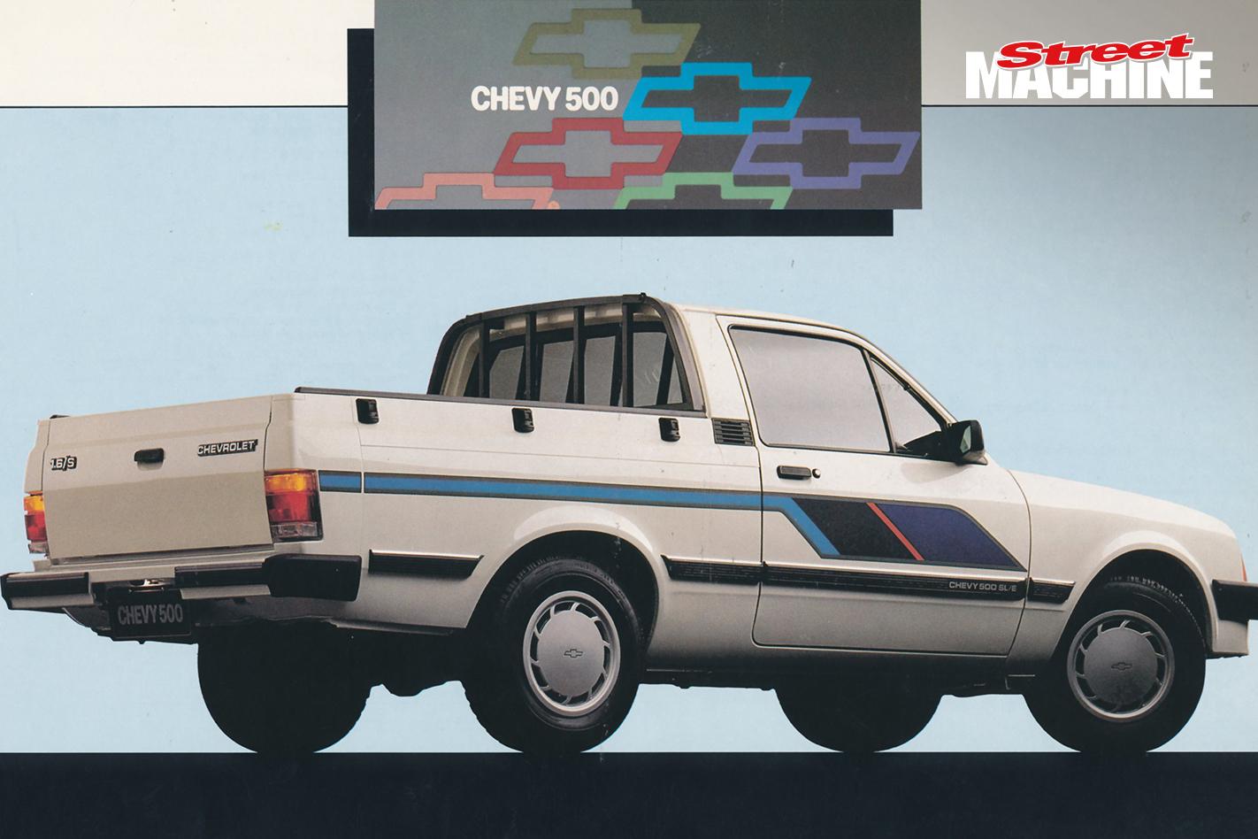Chevrolet Chevette Gemini