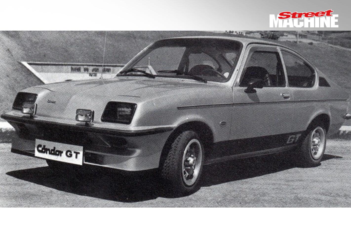 Condor GT Gemini