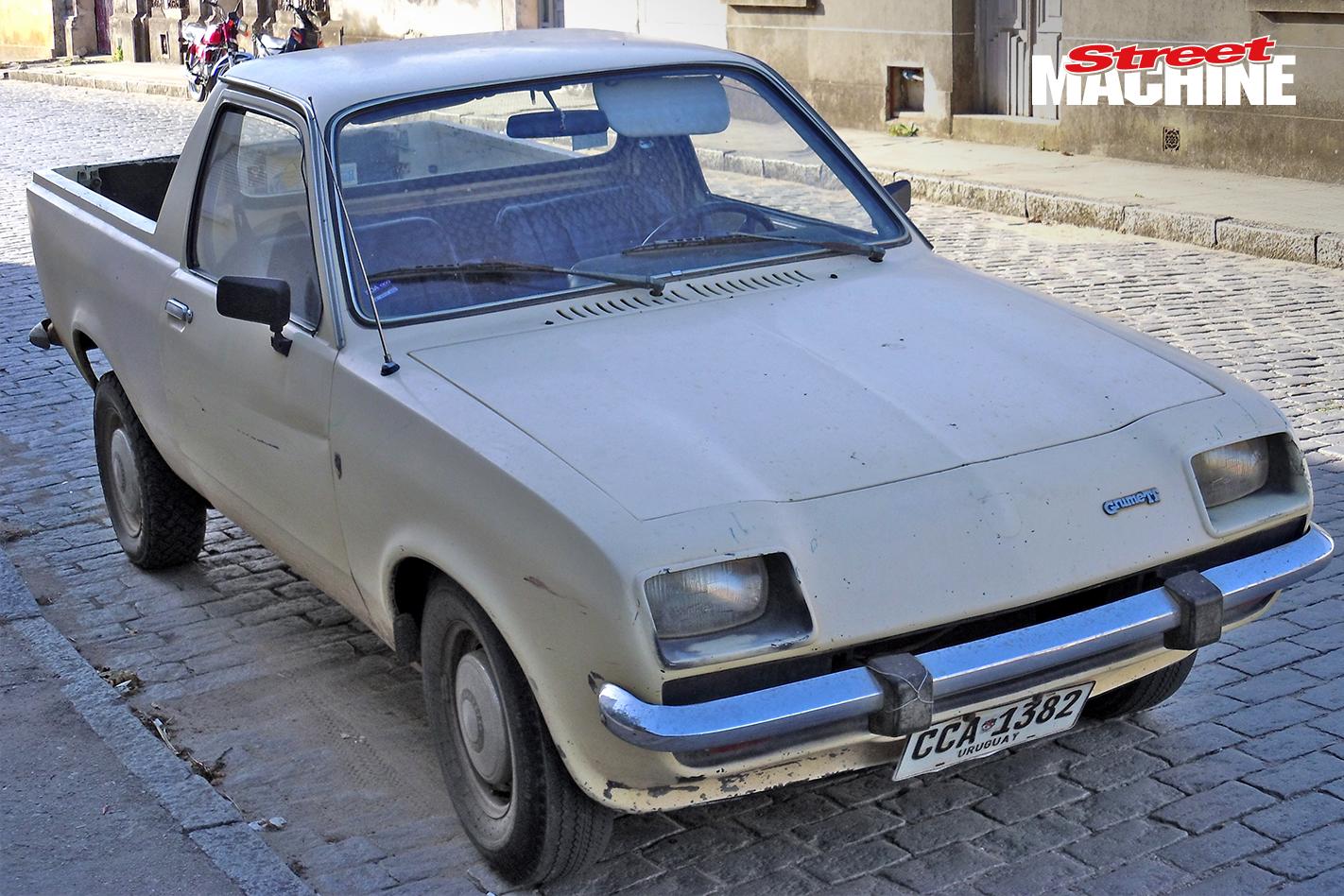 Opel Kadett C Gemini