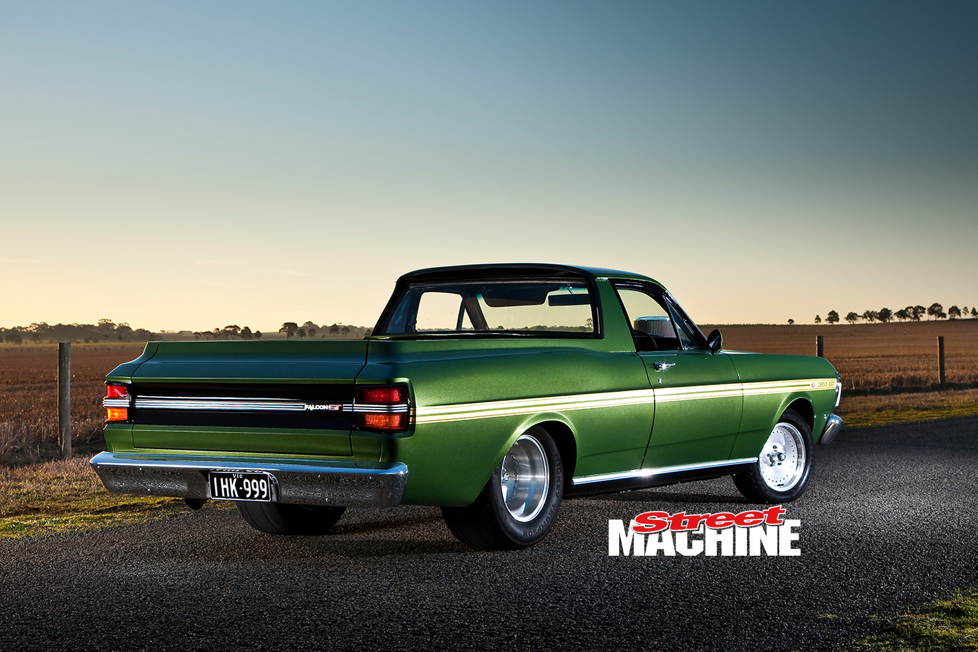 Ford XY Falcon Ute 440 6