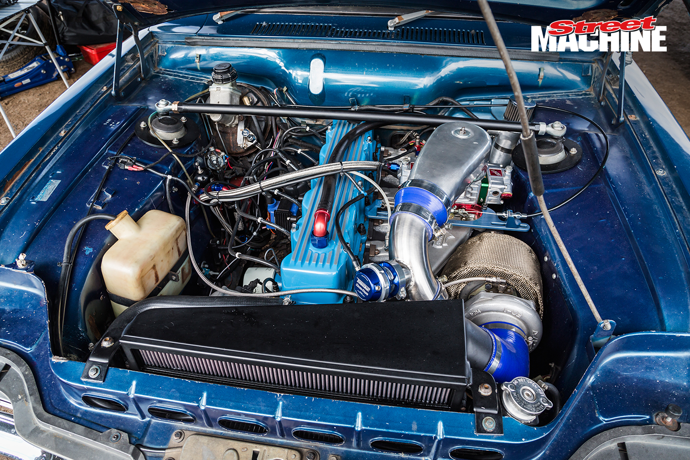 Chrysler Centura Turbo Engine Sleeper