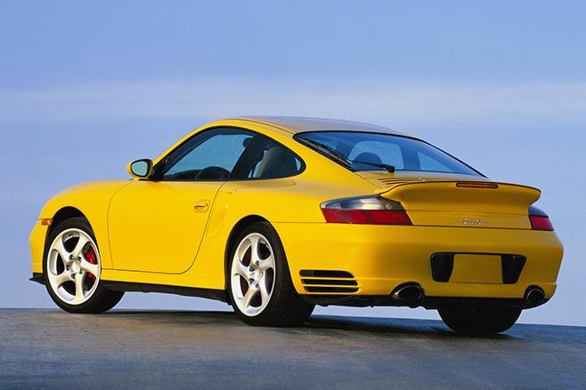 Porsche -911-Turbo
