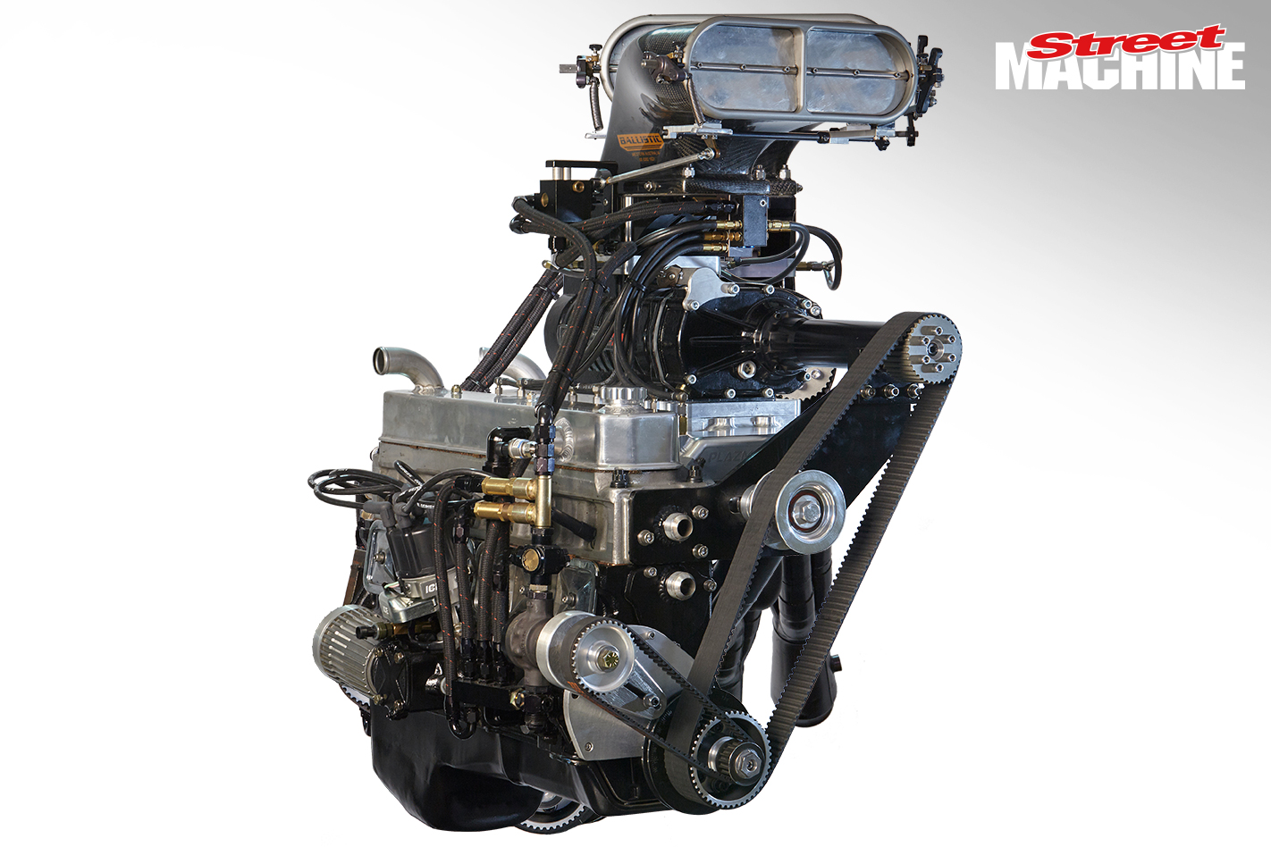 Holden 186 Supercharged Engine 7 Nw