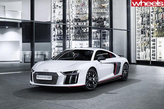 Audi -R8-Selection -24hour