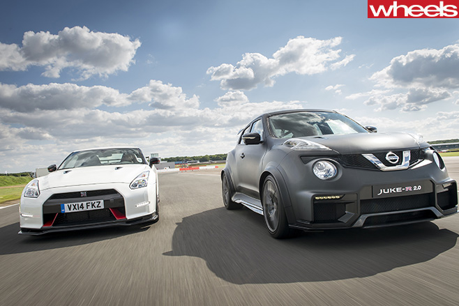 Nissan -Juke -R-with -Nissan -GT-R