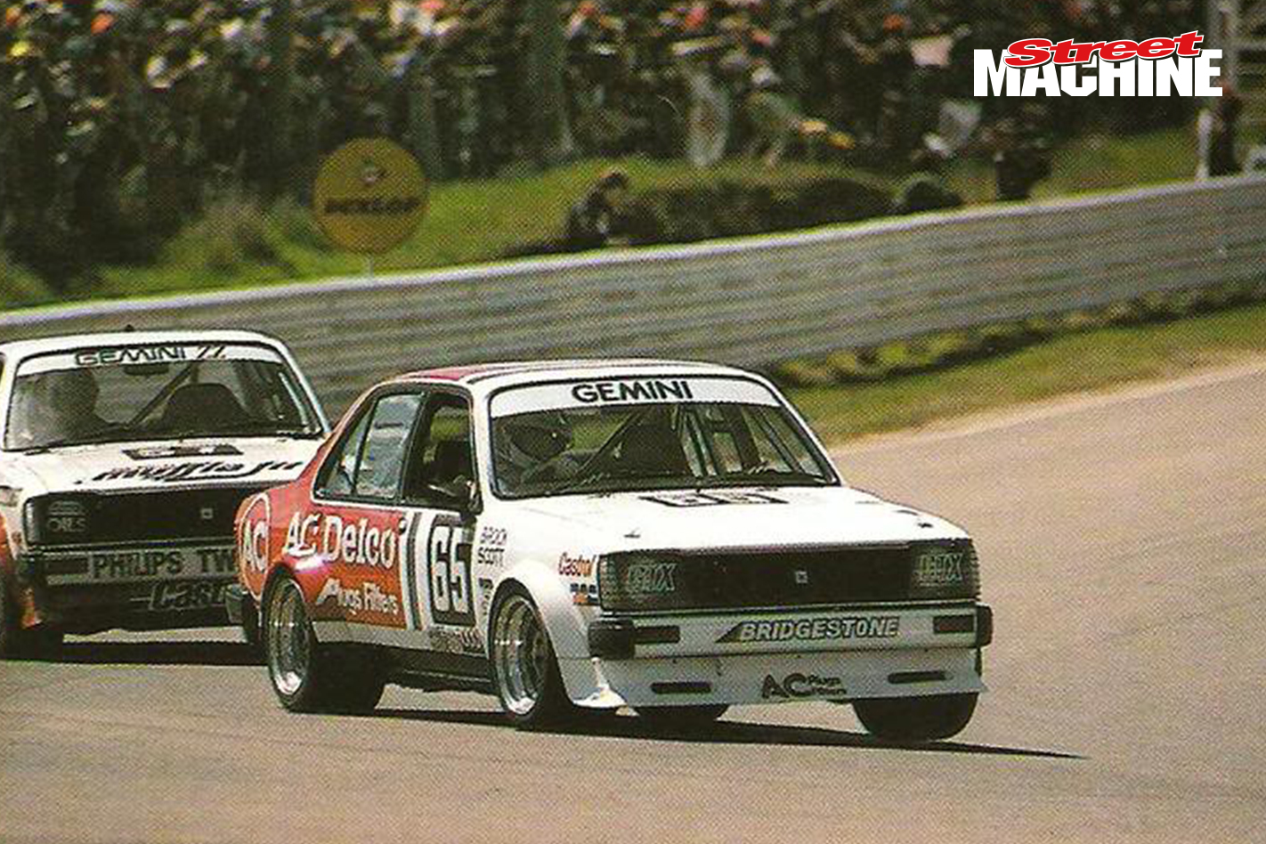 Holden Gemini Bathurst Race Car Nw