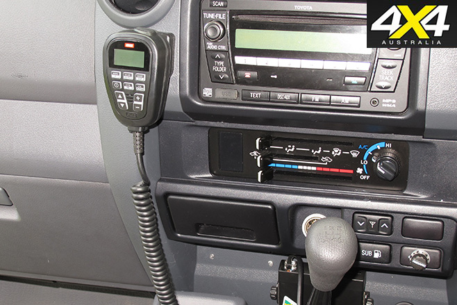 GME UHF radio