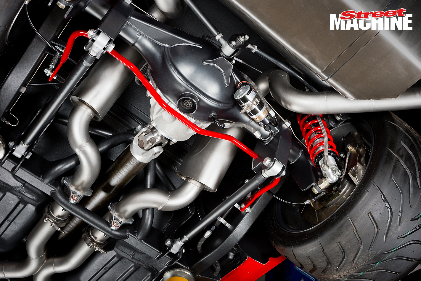 69 Camaro Pro Touring LSX 11 Nw