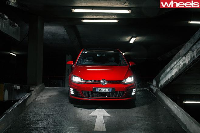 Volkswagen -Golf -GTI