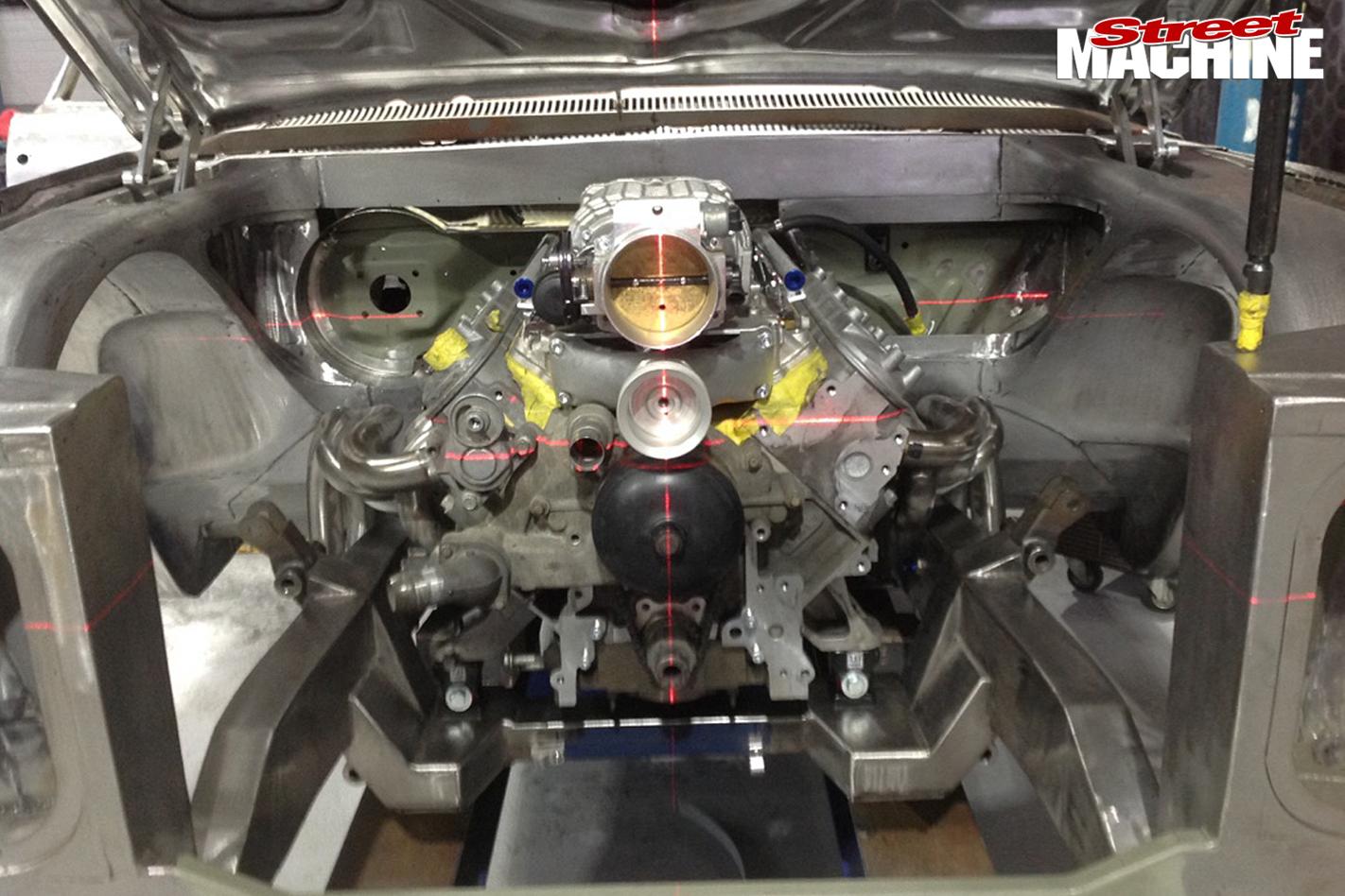 4-Pontiac -Laurentian -build -laser -levelling
