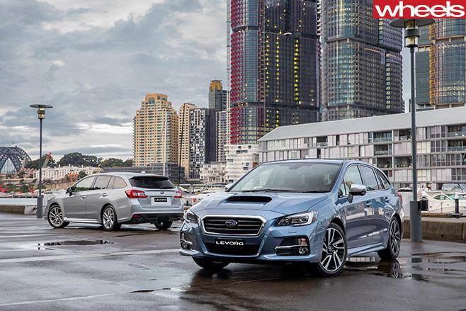 Subaru -Levorg -cars