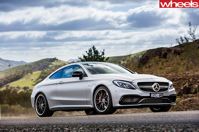 Mercedes -Benz -C-Class -Coupe