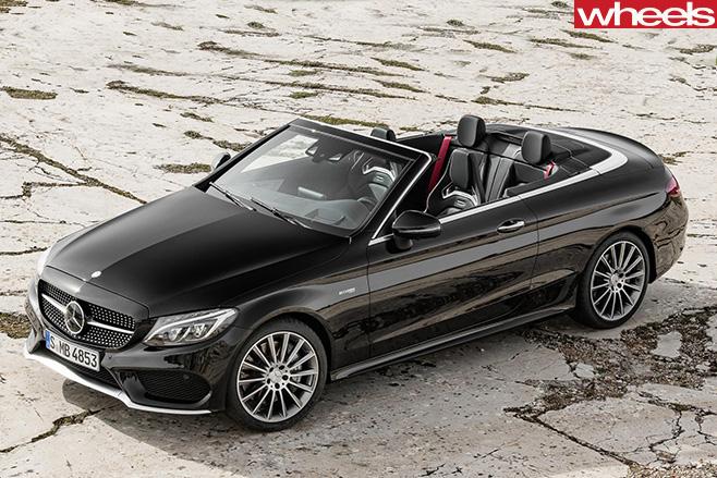 Mercedes -Benz -C-Class -Cabriolet