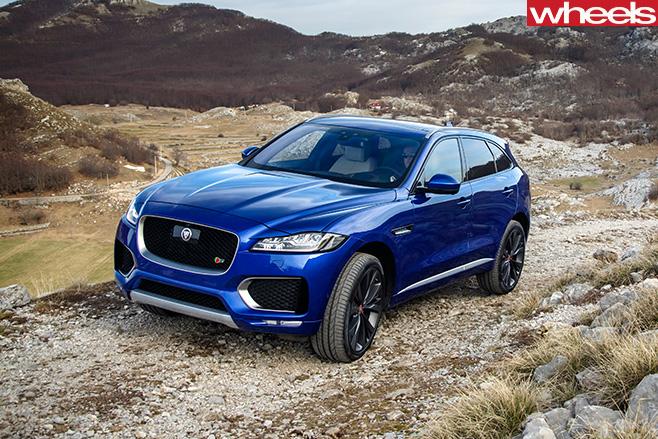 Jaguar -F-Pace