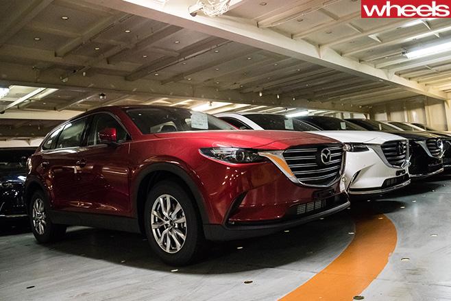 Mazda -CX-9