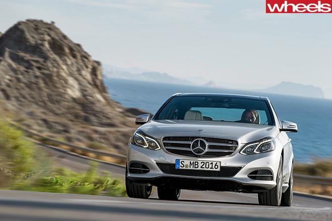 Mercedes -E-Class