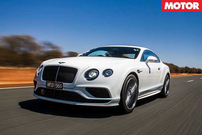 Bentley continental gt speed cover