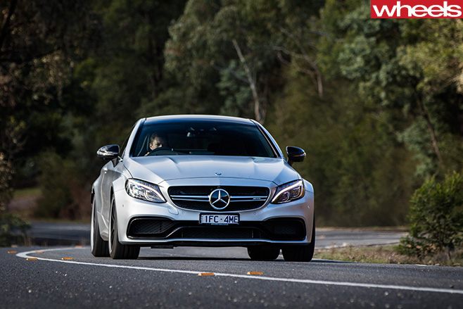 Mercedes -AMG-C63-Coupe -grille