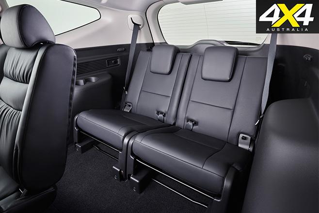 Mitsubishi Pajero Sport adds seven seats