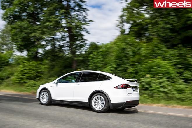 Tesla -Model -X-rear -side