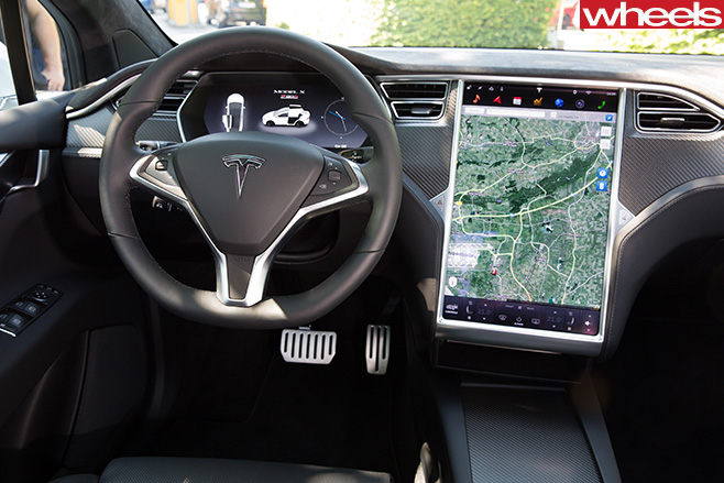 2017 tesla model x review. Black Bedroom Furniture Sets. Home Design Ideas