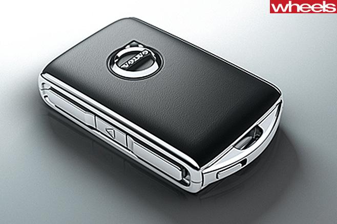Volvo -XC90-key