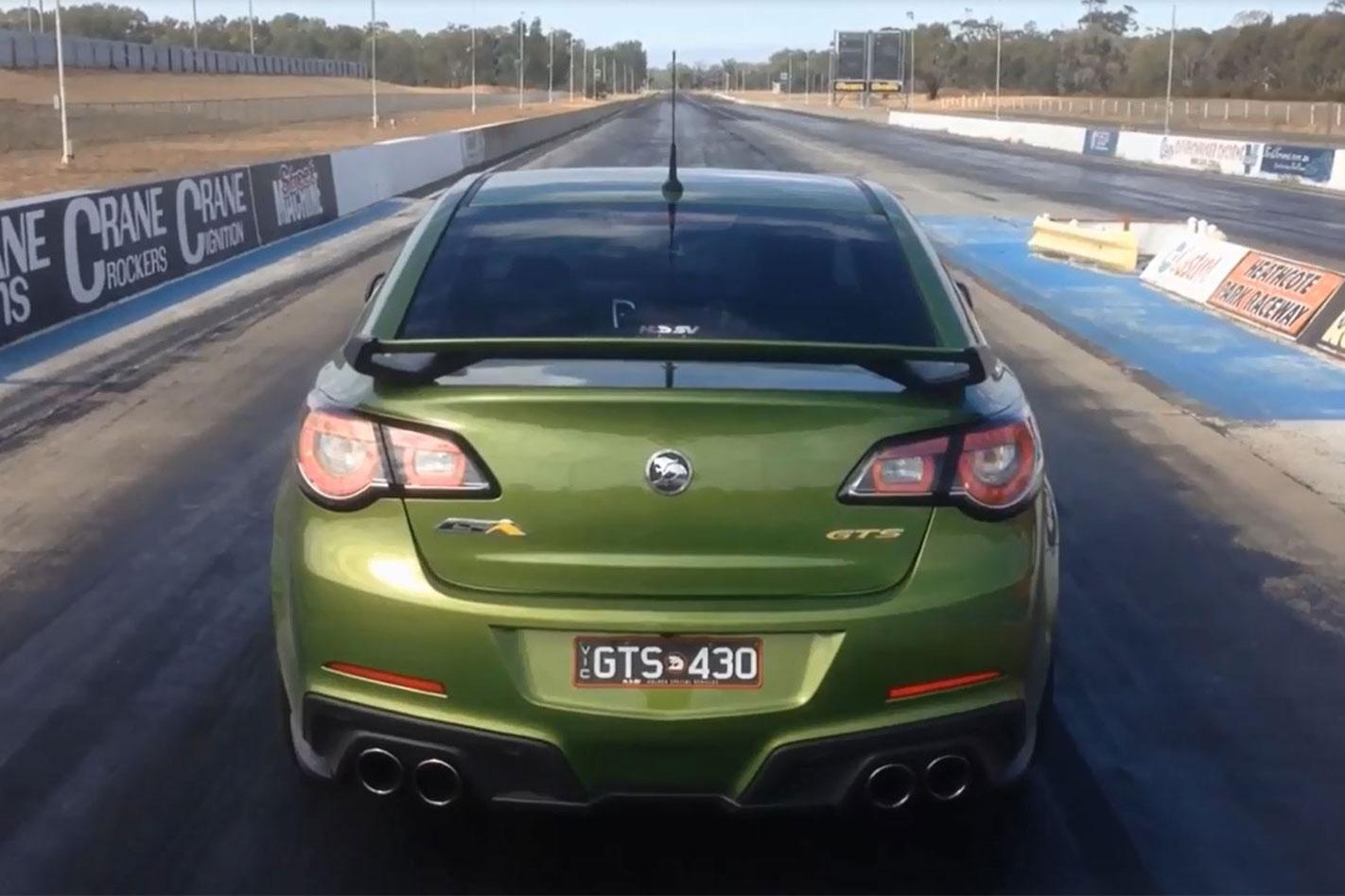 2016 HSV Gen F2 GTS