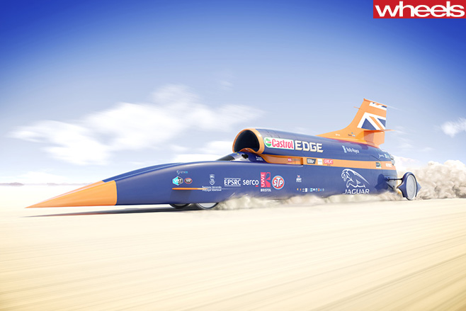 Bloodhound -SSC