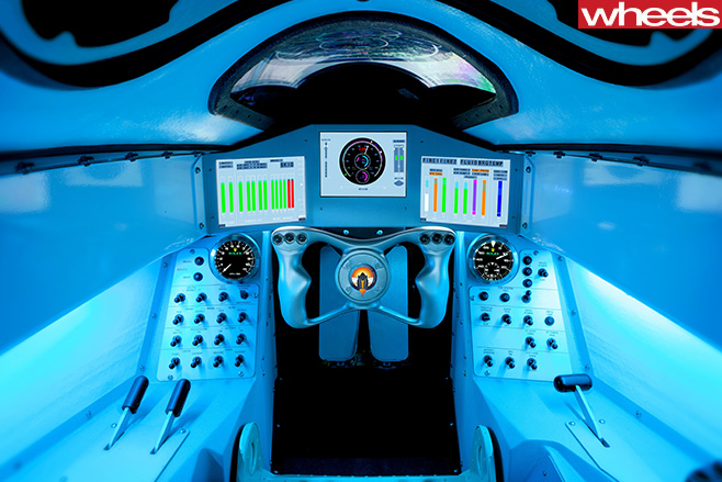 Bloodhound -SSC-cockpit