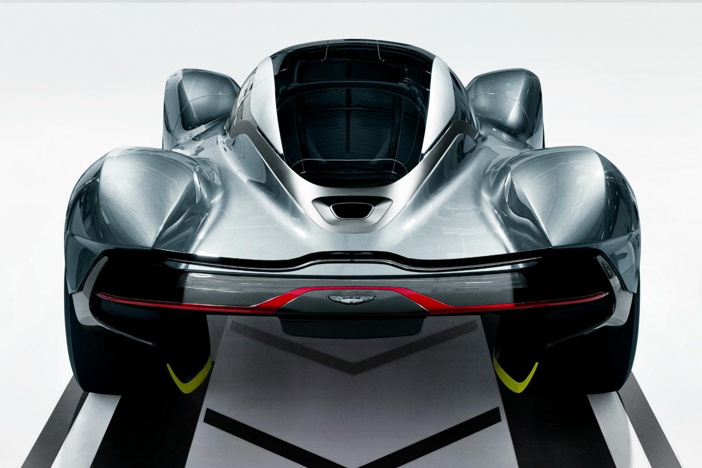 Aston Martin AM-RB 001 Rear 2