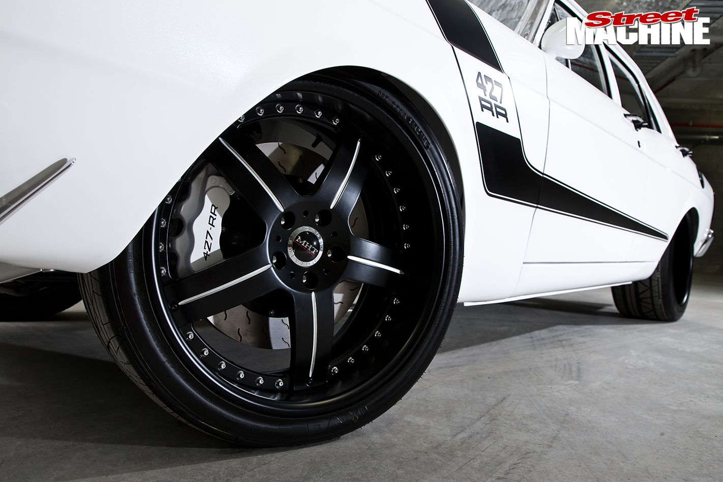 Ford -Falcon -XY-Elite -wheel