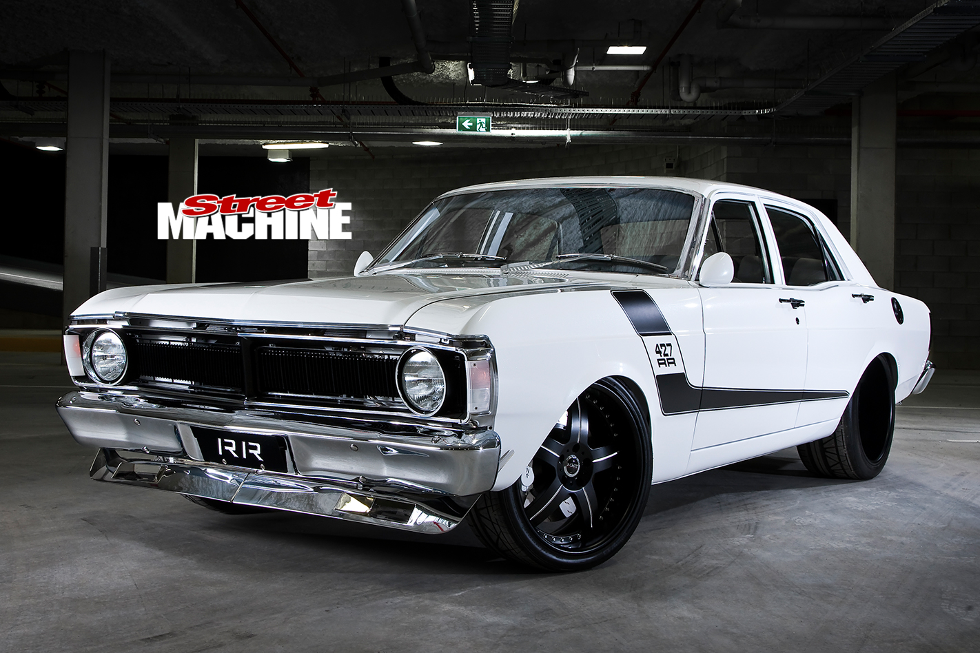 Ford -Falcon -XY-Elite -angle --2nw