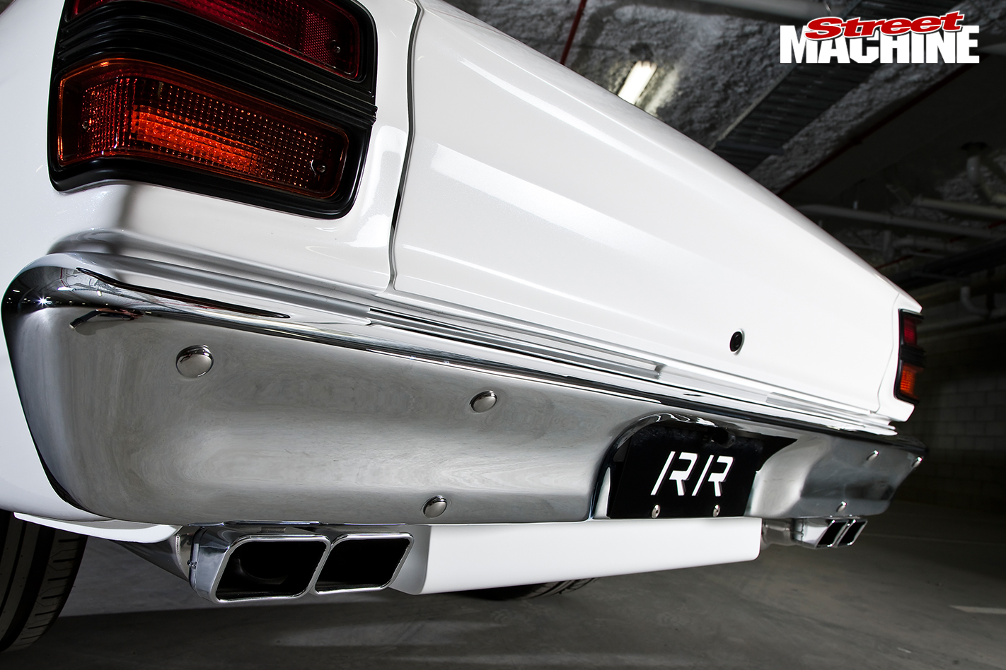 Ford -Falcon -XY-Elite -exhaust