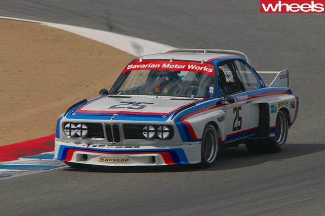 BMW-3-0-CSL-driving