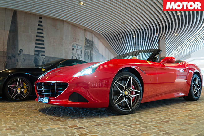 2016-Ferrari California T HS cars