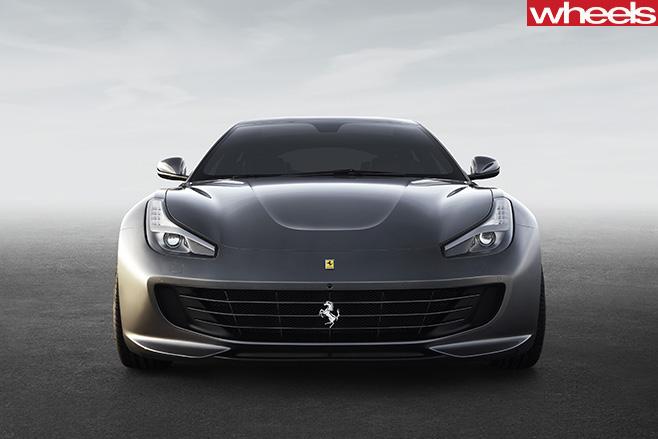 Ferrari -GTC4Lusso -front